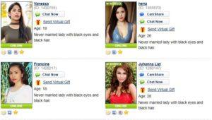 best Thai dating site