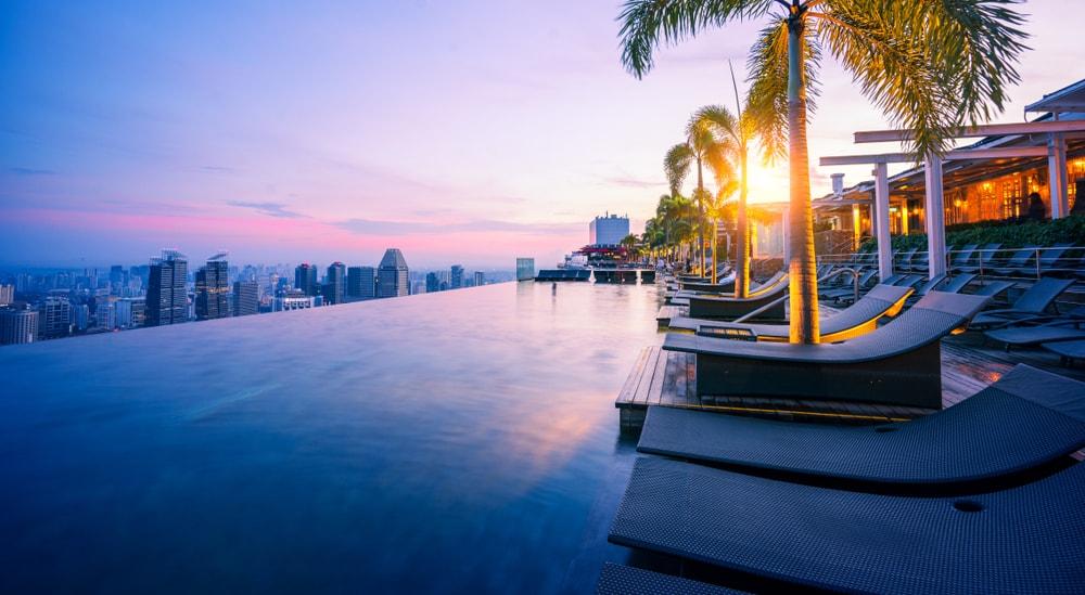 romantic places in singapore