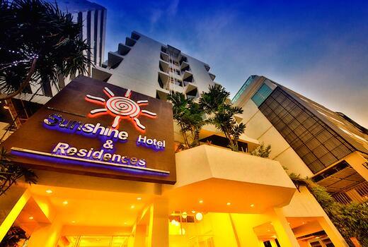 guest friendly hotels in pattaya