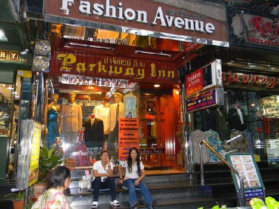 parkway inn bangkok