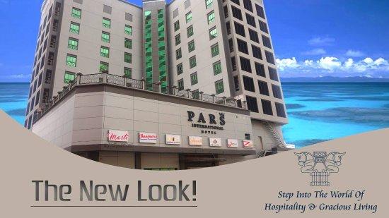 pars international hotel bahrain